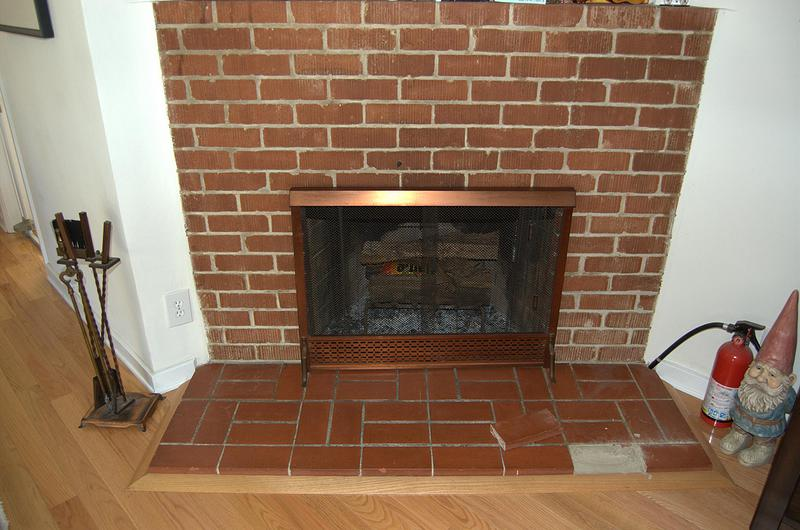 Hearth Reconstruction Now What Doityourself Com